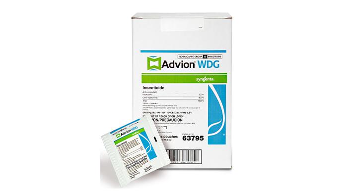 Advion WDG Packaging