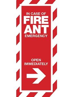 Advion Fire Ant Bait Homeowner Brochure