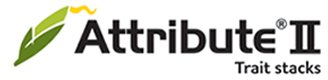 Attribute II Trait stacks logo