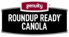 Genuity Roundup Ready canola logo