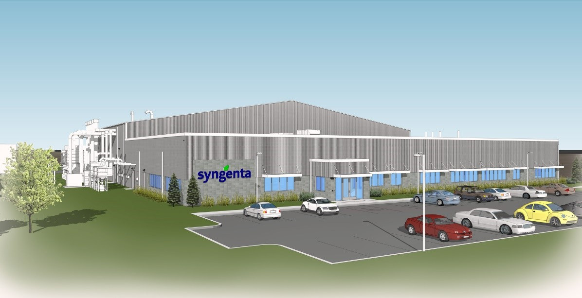 Syngenta Seed Care Expands Two Facilities
