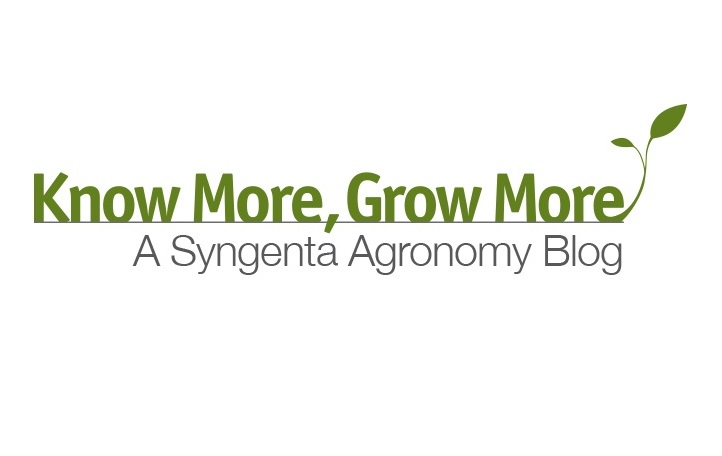 Know More, Grow More -  Agronomic Blog