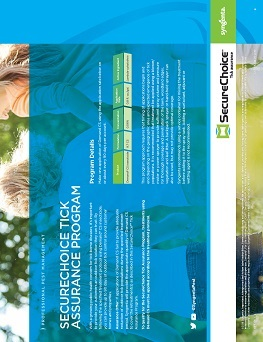 SecureChoice Tick Assurance Program Sheet