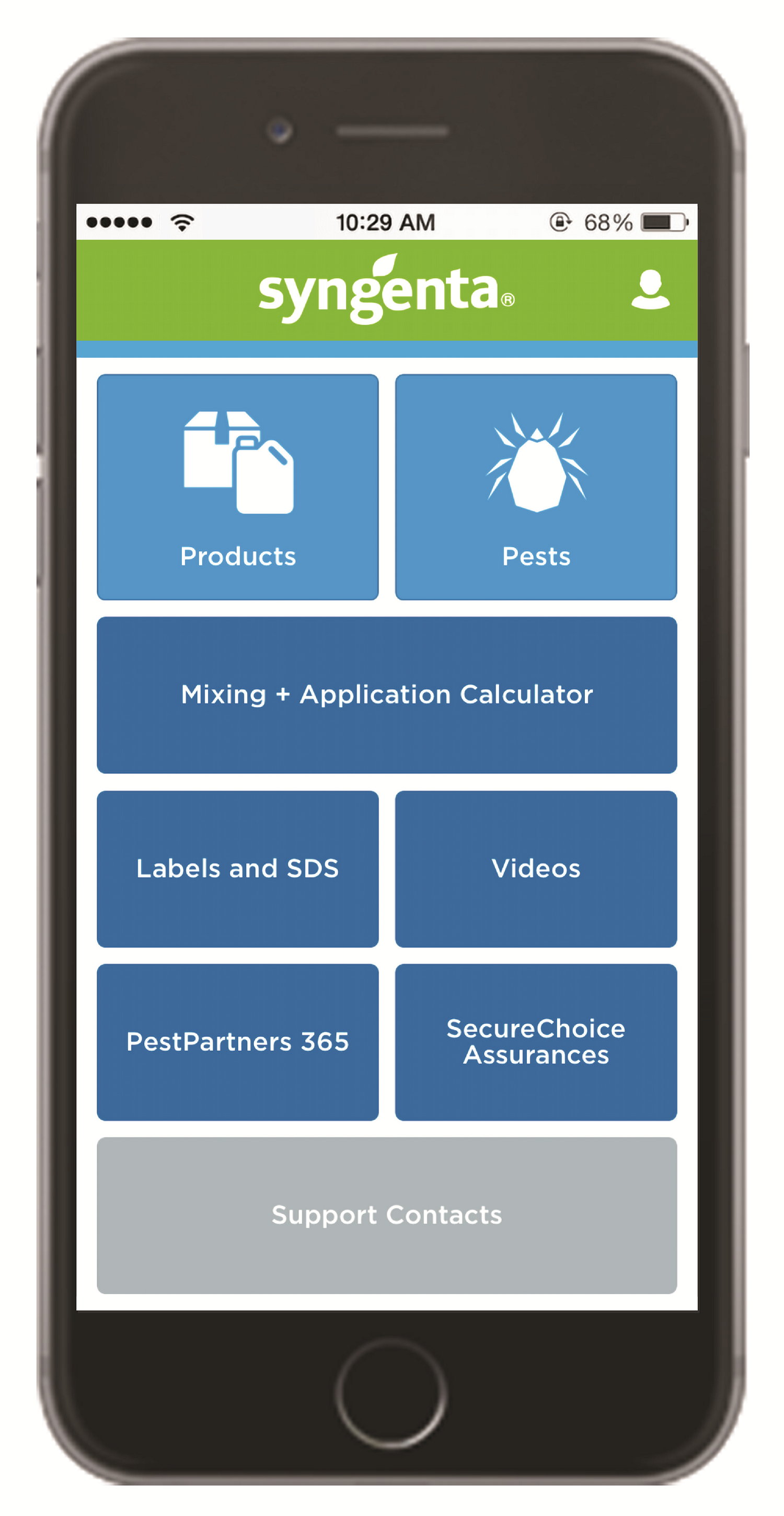 Syngenta introduces free PMP app | Syngenta US