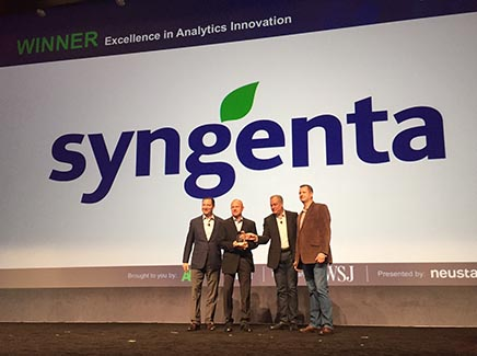 Syngenta Wins Genius Award
