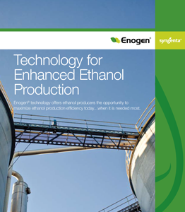 Technology for Enhanced Ethanol