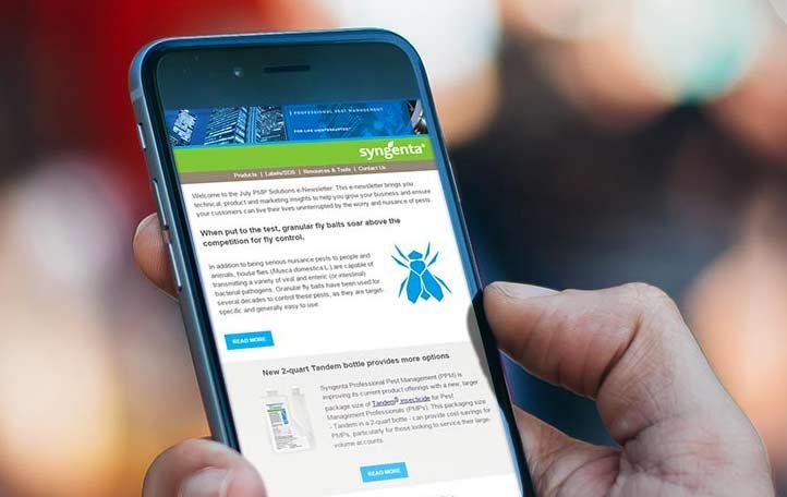 Syngenta Pest App