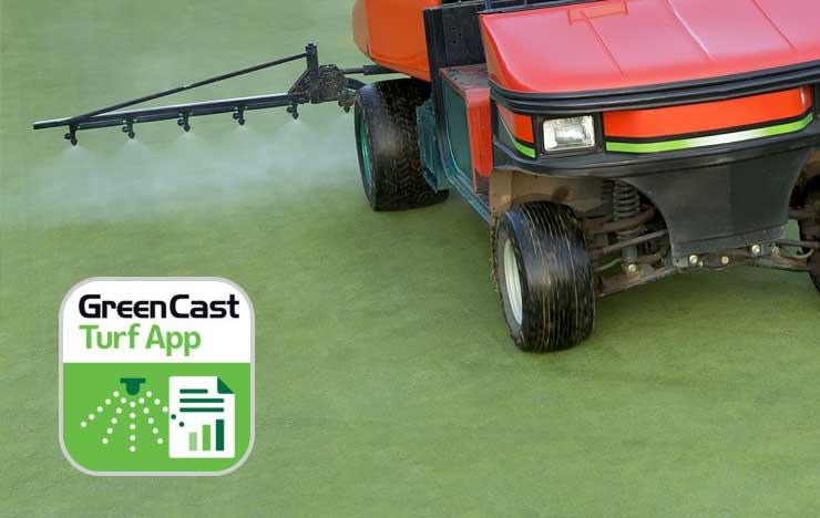 GreenCast Turf App