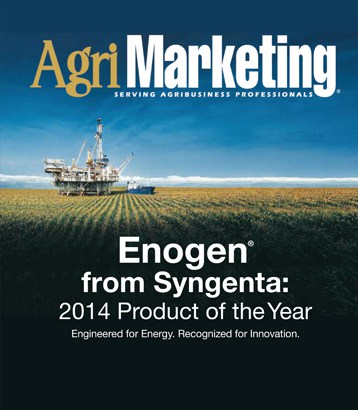 AgriMarketing Product of the Year article