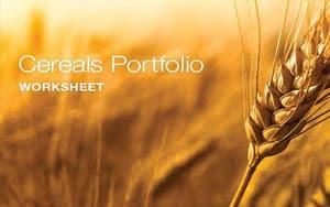 Cereals Portfolio Guide