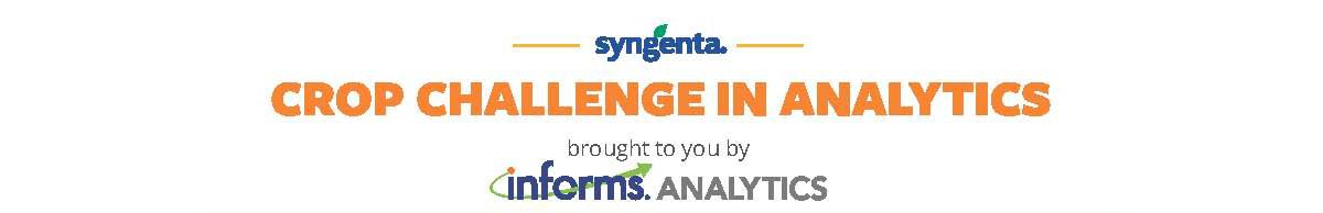Syngenta Crop Challenge in Analytics