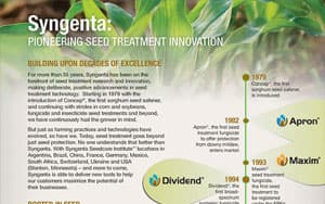 History of Seed Treatment