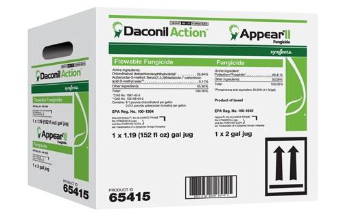 Daconil Action / Appear II Multipak