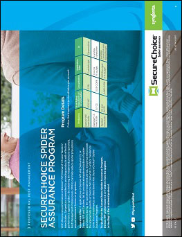 SecureChoice Spider Assurance Program Sheet