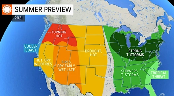 Summer preview - AccuWeather